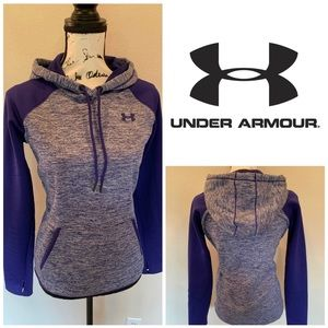 Under Armour Sweatshirt Hoodie Pullover Shirt Top